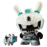 3-INCH DUNNY DTA SERIES ARMD DANGEROUS