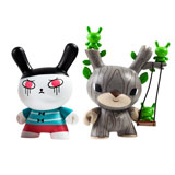 3-INCH DUNNY DTA SERIES SINGLE FIGURE