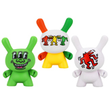 3-INCH DUNNY KEITH HARING SERIES SINGLE FIGURE