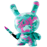 3-INCH DUNNY MISHKA SERIES DESTROY CAMO