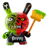 3-INCH DUNNY MISHKA SERIES DUPPY DUNNY