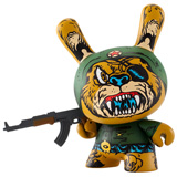 3-INCH DUNNY MISHKA SERIES SUPER SOLDIER