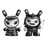 3-INCH DUNNY SHAH MAT SERIES 2-PACK