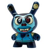 3-INCH DUNNY THE WILD ONES SERIES JOSH DIVINE HOWLIN' HANK