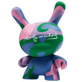 3-INCH DUNNY ANDY WARHOL SERIES 2 CAMO