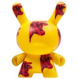 3-INCH DUNNY ANDY WARHOL SERIES 2 COW