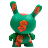 3-INCH DUNNY ANDY WARHOL SERIES 2 DOLLAR