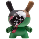 3-INCH DUNNY ANDY WARHOL SERIES 2 SKULL