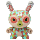 5-INCH DUNNY THE CURLY HORNED DUNNYLOPE