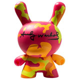 8-INCH DUNNY ANDY WARHOL CAMO