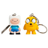 KIDROBOT X ADVENTURE TIME KEYCHAIN SERIES SINGLE FIGURE