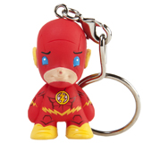KIDROBOT X DC UNIVERSE KEYCHAIN THE FLASH