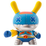 5-INCH DUNNY DOLLY OBLONG DAIROBO-Z