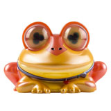 KIDROBOT X FUTURAMA ALL HAIL HYPNOTOAD METALLIC