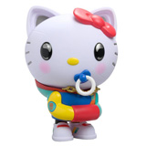 HELLO KITTY 8-INCH 80S RETRO EDITION