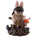 FRAZETTA X KOZIK LABBIT THE BARBARIAN