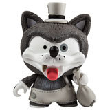 8-INCH TRIKKY WILLY THE WOLF