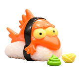KIDROBOT X THE SIMPSONS 3-INCH NIGIRI BLINKY