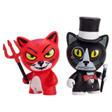 TRICKY CATS MINI SERIES SINGLE FIGURE
