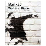 BANKSY WALL AND PIECE EDIZIONE ITALIANA