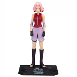 COLOR TOPS NARUTO SHIPPUDEN SAKURA FIGURE