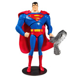 DC MULTIVERSE SUPERMAN THE ANIMATED SERIES