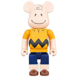 BE@RBRICK 1000% PEANUTS CHARLIE BROWN