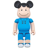 BE@RBRICK 400% PEANUTS LUCY