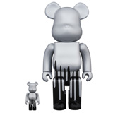 BE@RBRICK 400% KRINK 2-PACK