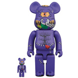 BE@RBRICK 400% MADBALLS HORN HEAD 2-PACK