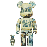 BE@RBRICK 400% THE BEATLES ANTHOLOGY 2-PACK