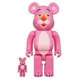 BE@RBRICK 400% THE PINK PANTHER 2-PACK