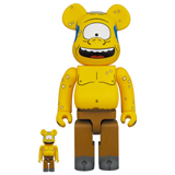 BE@RBRICK 400% THE SIMPSONS CYCLOPS 2-PACK