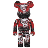 BE@RBRICK 1000% JEAN-MICHEL BASQUIAT #5