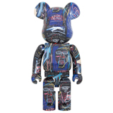 BE@RBRICK 1000% JEAN-MICHEL BASQUIAT #7