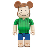 BE@RBRICK 1000% PEANUTS PEPPERMINT PATTY