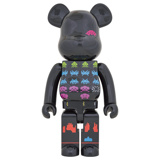 BE@RBRICK 1000% SPACE INVADERS