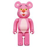 BE@RBRICK 1000% THE PINK PANTHER