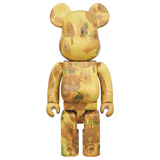 BE@RBRICK 1000% VAN GOGH SUNFLOWERS