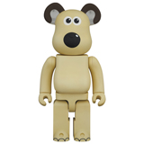 BE@RBRICK 1000% WALLACE & GROMIT GROMIT