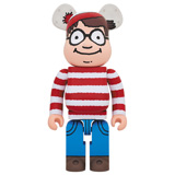 BE@RBRICK 1000% WALLY
