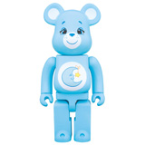 BE@RBRICK 400% CARE BEARS BEDTIME BEAR