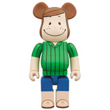 BE@RBRICK 400% PEANUTS PEPPERMINT PATTY
