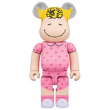 BE@RBRICK 400% PEANUTS SALLY BROWN