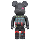 BE@RBRICK 400% SPACE INVADERS