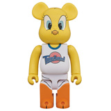 BE@RBRICK 400% SPACE JAM TWEETY
