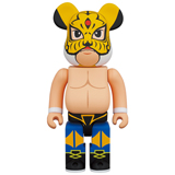 BE@RBRICK 400% TIGER MASK FIRST GENERATION