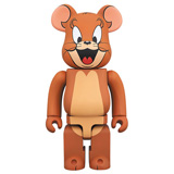 BE@RBRICK 400% TOM AND JERRY JERRY