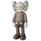KAWS COMPANION BROWN OPEN EDITION