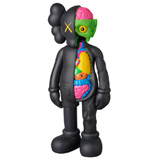 KAWS COMPANION FLAYED BLACK OPEN EDITION